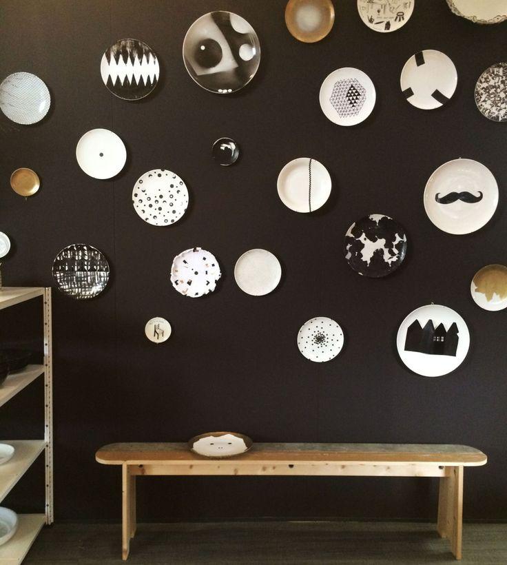 Spiksplinternieuw borden, muur, inspiratie | huys91 QW-99