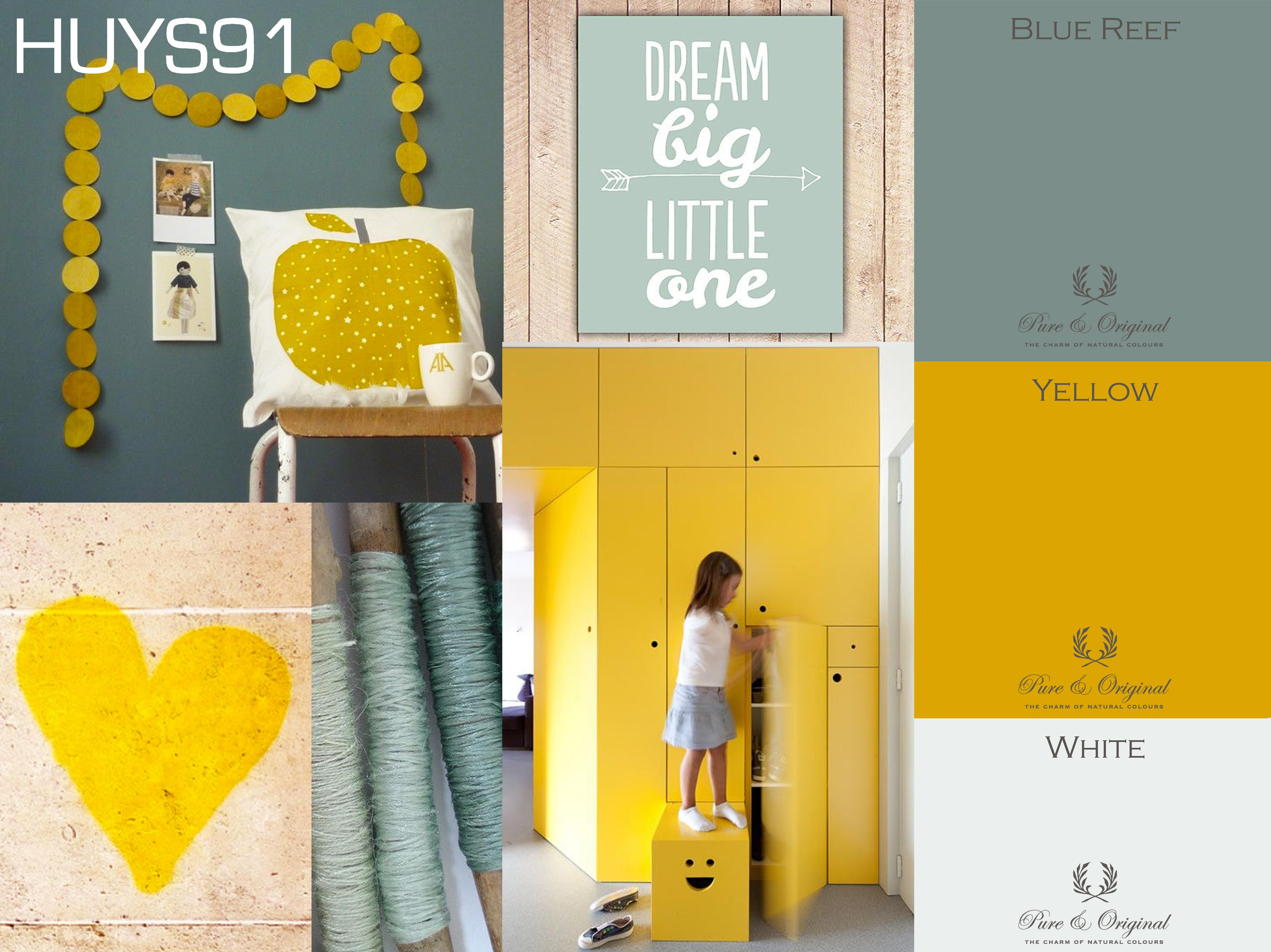 kinderkamer geel – artsmedia, Deco ideeën